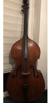 Uralter Kontrabass Double Bass Cello