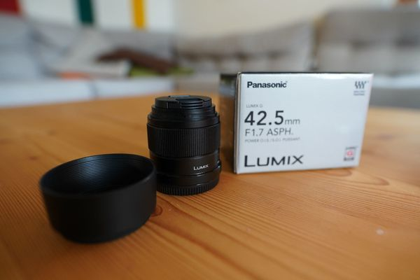 Panasonic H-HS043E LUMIX G Objektiv