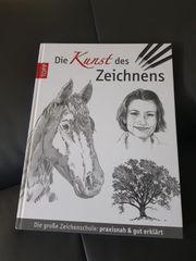 Buch die Kunst des Zeichnens