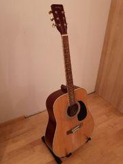 Western Gitarre Golden Ton