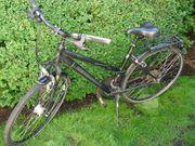 BERGAMONT Damen Tourenrad Farbe schwarz