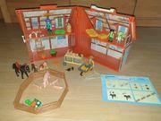 Playmobil tragbarer Bauernhof