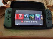 Nintendo Switch mit Account und