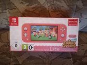 Nintendo Switch Lite Neu