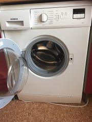 Siemenswaschmaschine WM 14 E22 A