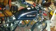 Suzuki 125 250 Neuaufbau mit