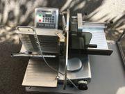 Aufschnittmaschine Vollautomat Slicer BIZERBA VS