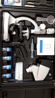Mikroskop BRESSER Set mit Koffer