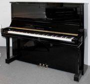 Klavier Yamaha U3 schwarz poliert