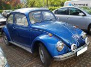VW Käfer BJ 71 Tausch