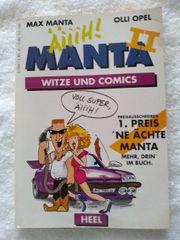 Manta II Witze und Comics