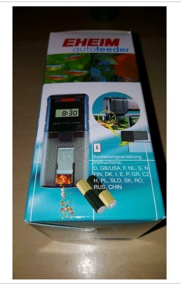 EHEIM 3581 Futterautomat autofeeder neu