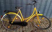 Damen-Holland-Fahrrad 28 Zoll Das Rad
