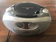 Philips CD Kassetten Radio