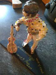Elvis Presley Skulptur Handarbeit