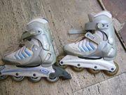 Inline Skates grau-blau Dynamic Flex