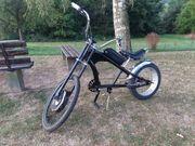 fahrrad e-bike chopper
