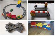 Lego Duplo Züge Schienen uvm