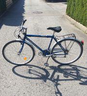 TADELLOS Herrenfahrrad Fahrrad Herren Rad