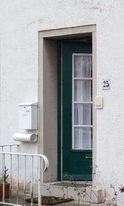 Haustür Vollholz Massiv-Holz alte Tür