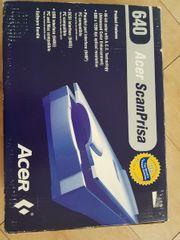 Scanner Acer 640
