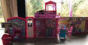 Barbie Glam Haus - zusammenklappbar