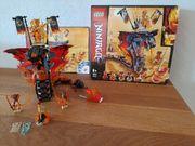 Lego Ninjago Feuerschlange 70674