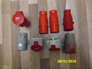 CEKON Stecker und Einbausteckdosen 32