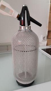 Vintage Seltzer Flasche