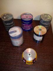 Marken DVD-Rohlinge neu und OVP