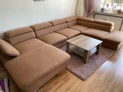 Sofa in U-Form