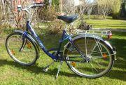 Herkules Fahrrad mit Rücktrittbremse 7-Gang-Nabenschaltung