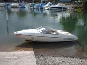 Motorboot Innenborder Bodenseezulassung super Zustand