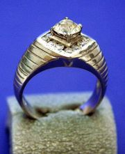 toller 925 echt Silber Ring