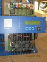 Notstrom-Anlage mit 2 Wechselrichter für
