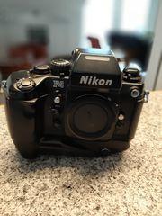 NIKON F 4 - Bodey - Spiegelreflexkamera