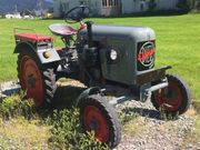 Oldtimertraktor Eicher Diesel EKL 15