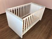 Paidi Babybett Kinderbett KIRA weiß