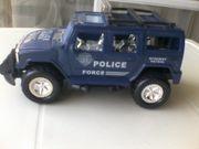 Spielzeugauto - Auto - Police Force - Kunststoff -