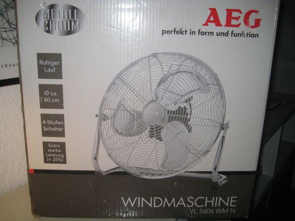 Ventilator AEG Windmaschine VL 5606