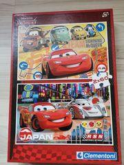 Disney Pixar Cars Puzzle 2x60
