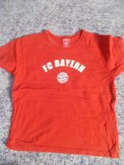 FC Bayern Shirt Größe 104