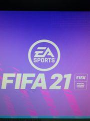 Fifa 21 PS5 Account Deutsch