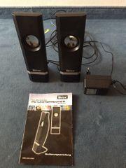Tevion Multimedia PC Lautsprecher