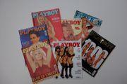 Playboy Hefte 1994-1997 und 2010