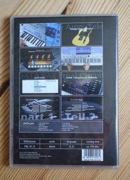 Keyboards - Schritt für Schritt Lern DVD