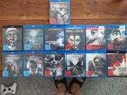 Horror Blueray Sammlung