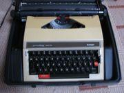 Reiseschreibmaschine von Privileg 320 TR