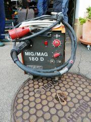 REHM Schweißgerät MIG MAG