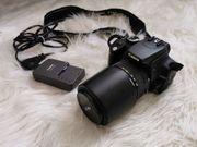 Canon eos 350d spiegelreflexkamera